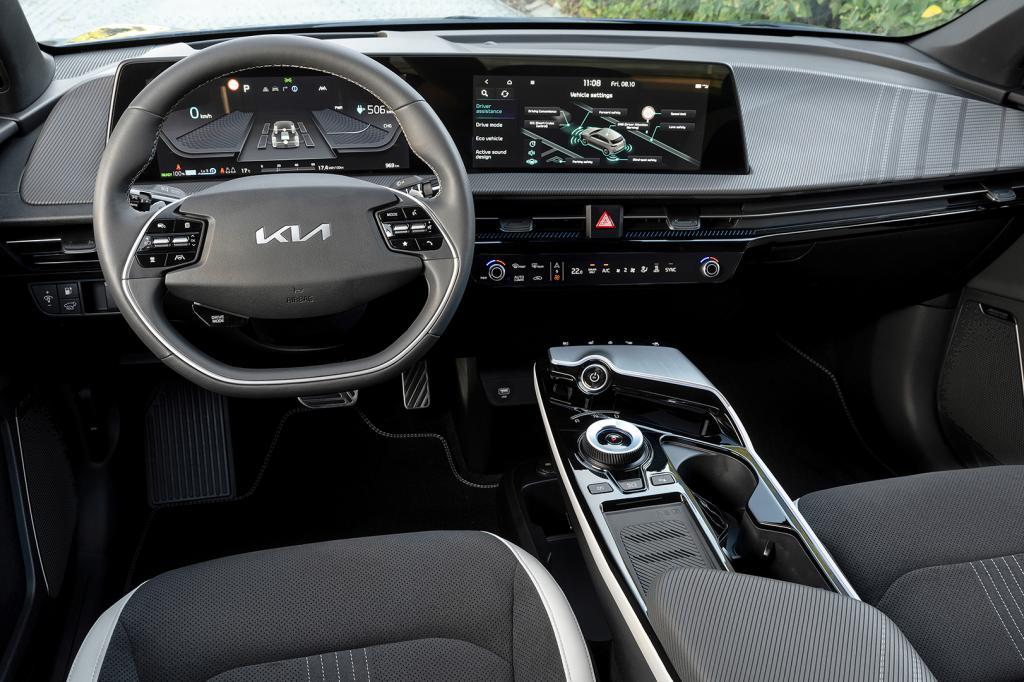 Primera revisión del Kia EV6: las diferencias con el Hyundai Ioniq 5 son más grandes de lo que crees