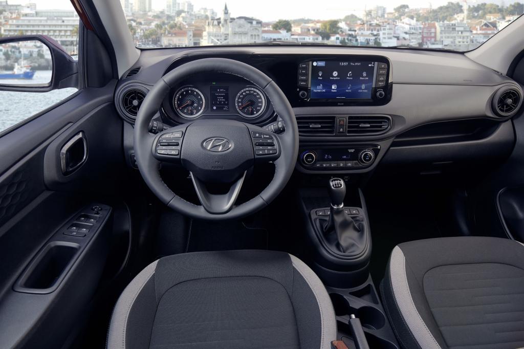 Wat is er goed aan de Hyundai i10?