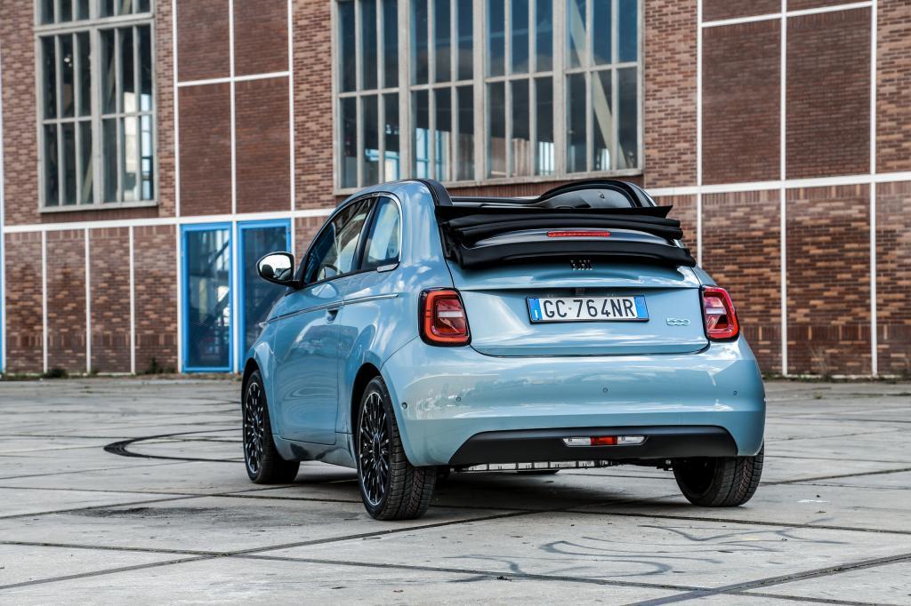 Eerste review: Fiat 500E (2020)