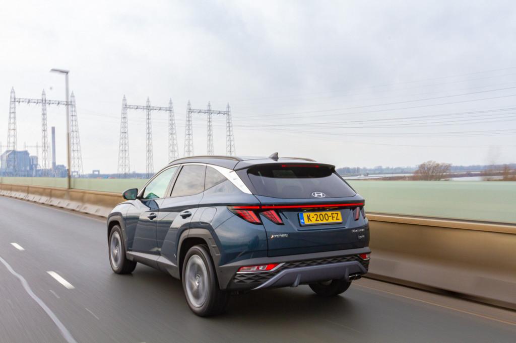 Eerste review: Hyundai Tucson 1.6 T-GDI (2021)