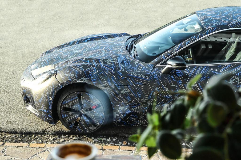 Maserati nieuws