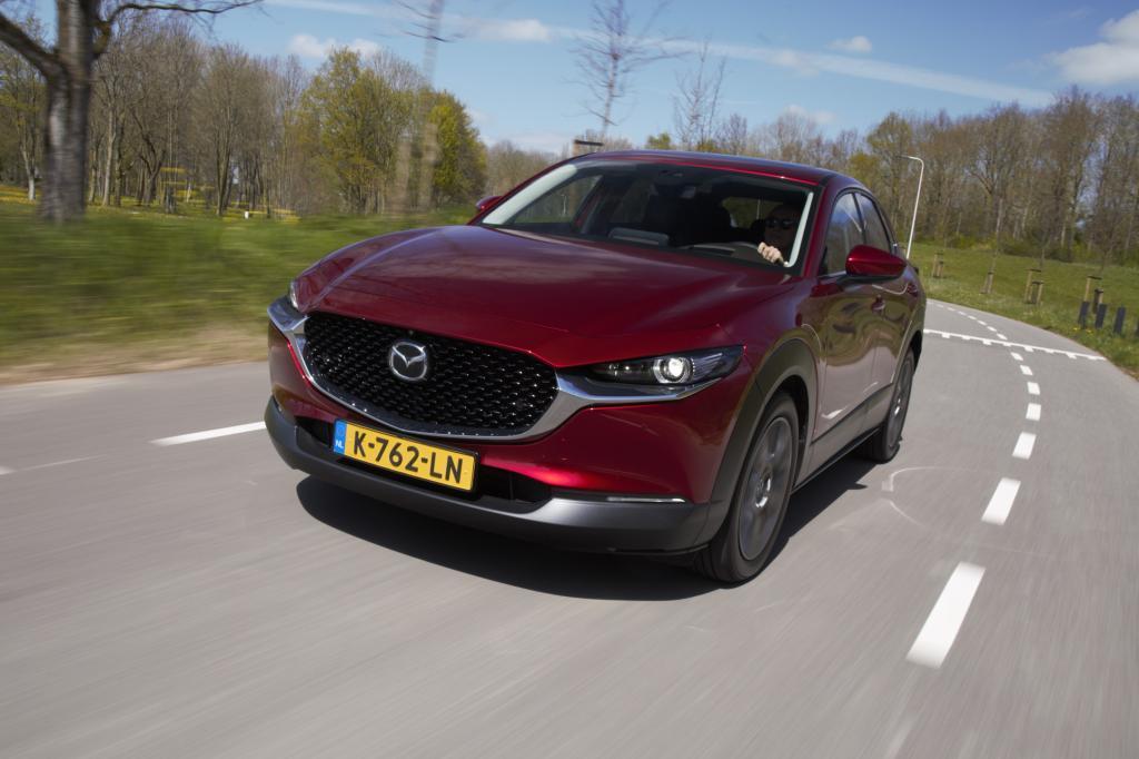 Mazda nieuws