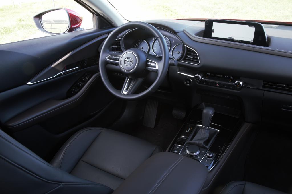 Review Mazda CX-30 e-Skyactiv X 186: meer power, minder verbruik