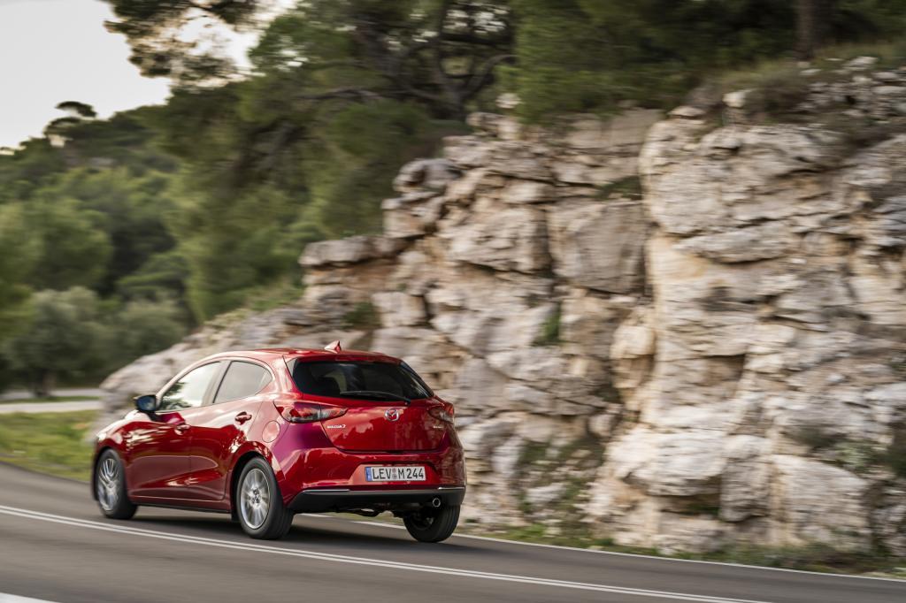 Wat is er goed aan de vernieuwde Mazda 2?