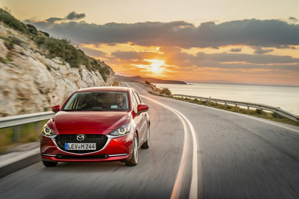 Wat valt er op aan de vernieuwde Mazda 2?
