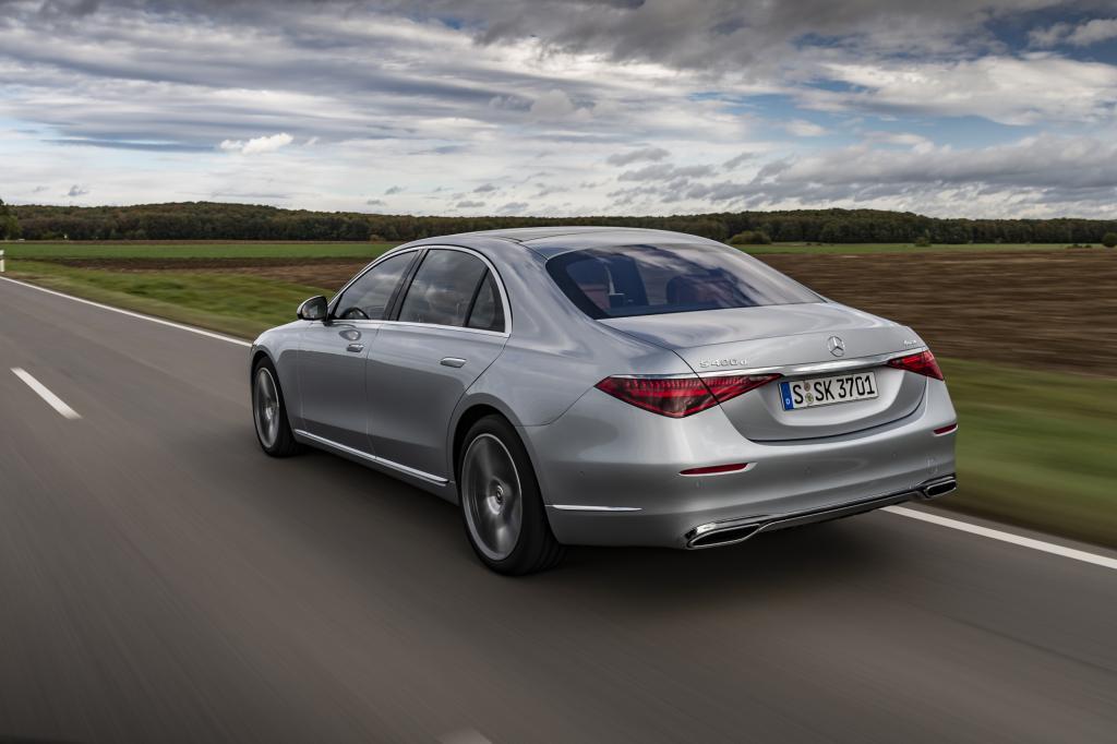 Eerste review: Mercedes S-klasse