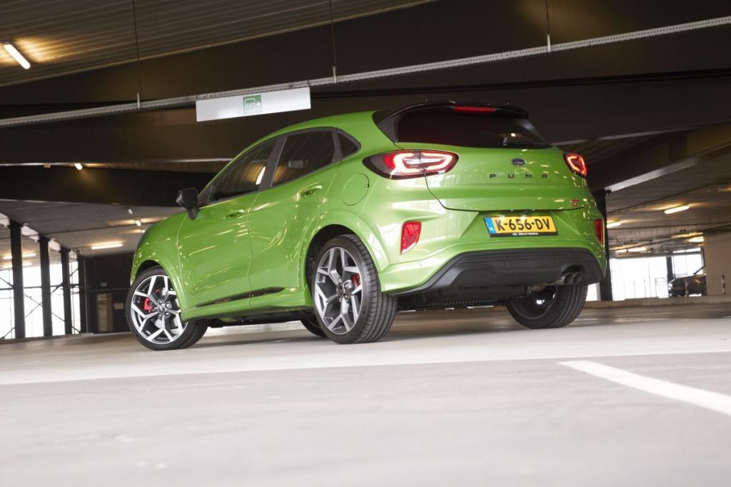 Eerste review: Ford Puma ST (2020) is lekker giftig en groen