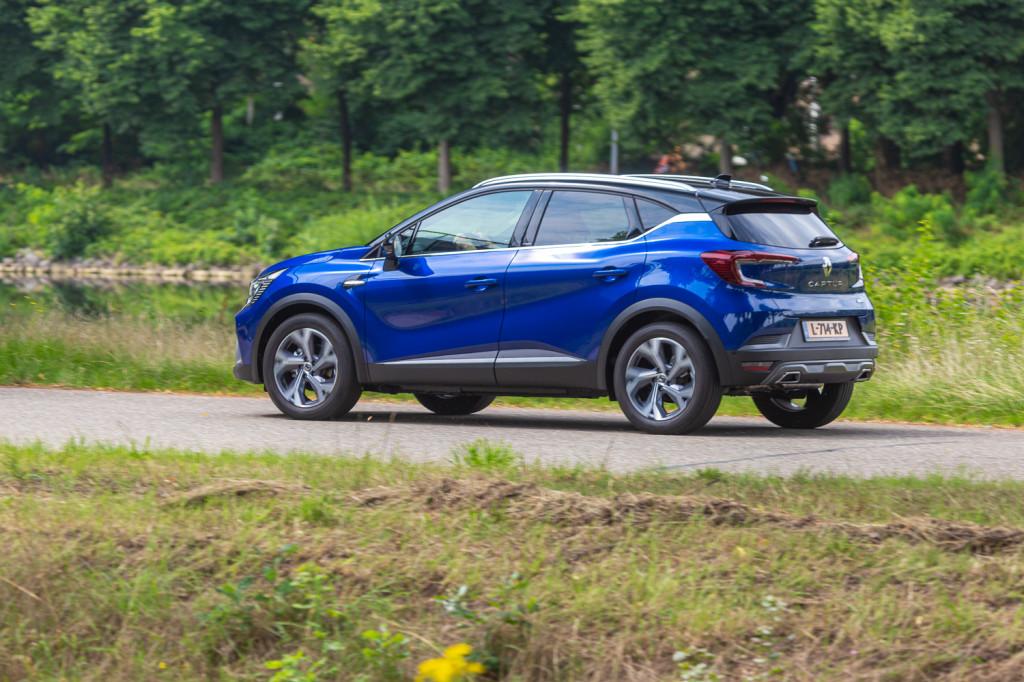 First review: Renault Captur Hybrid E-Tech is an economical doubter