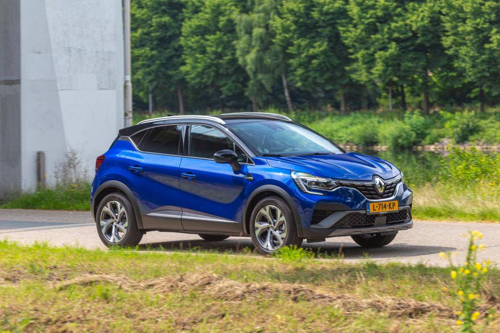 Eerste review: Renault Captur Hybrid E-Tech is een zuinige twijfelkont