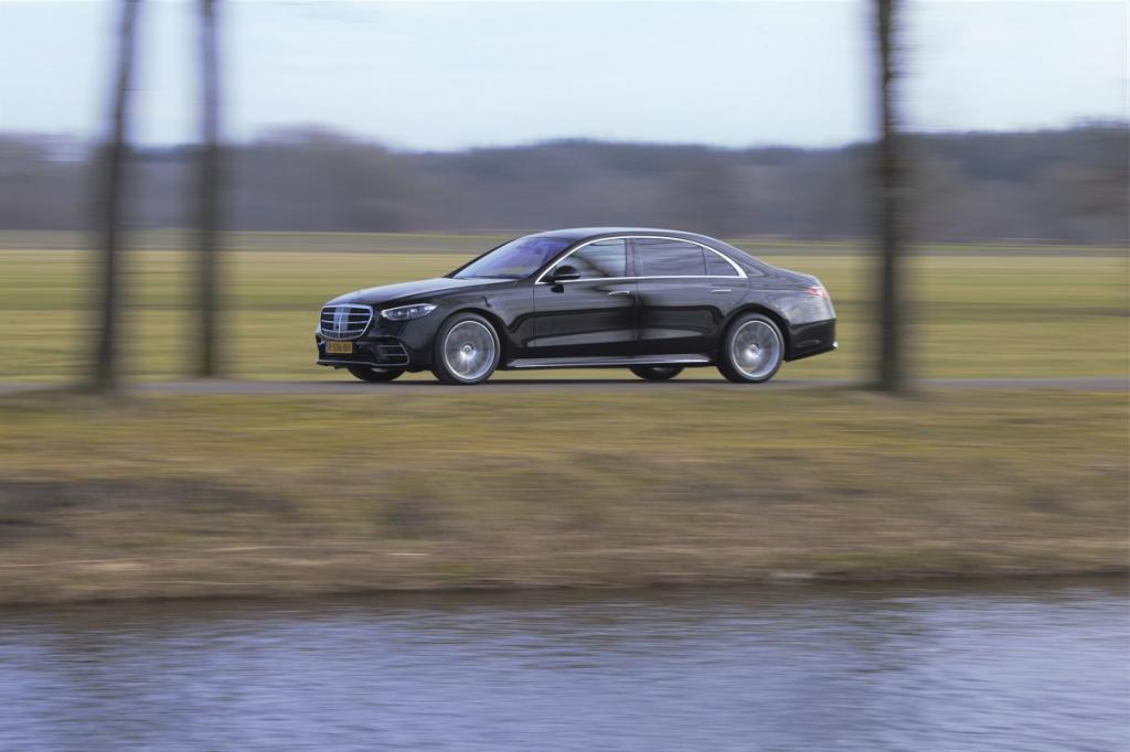 Eerste review: Mercedes-Benz S 500 Lang (2021)
