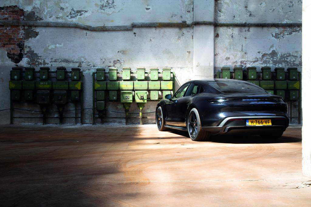 Eerste review: Porsche Taycan Turbo S