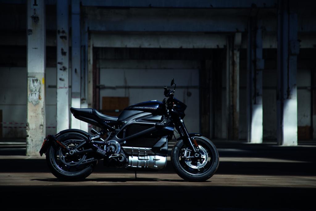 Eerste review: Harley Davidson Livewire