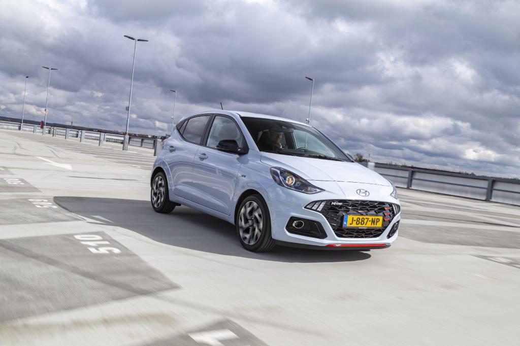 Review Hyundai i10: een auto goedkoper dan 15.000 euro, het kán nog