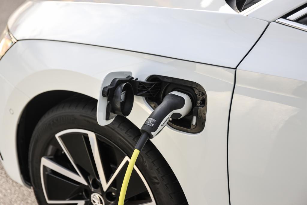 Eerste review: Skoda Octavia iV plug-in hybride (2020)