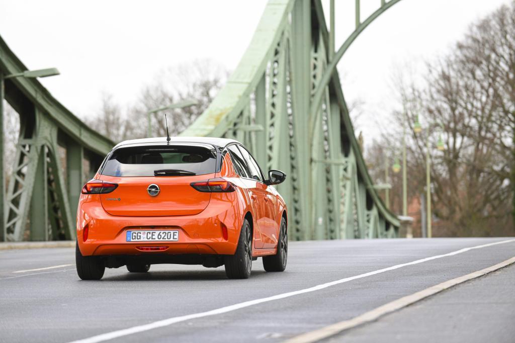 Wat bevalt er aan de Opel Corsa-e?