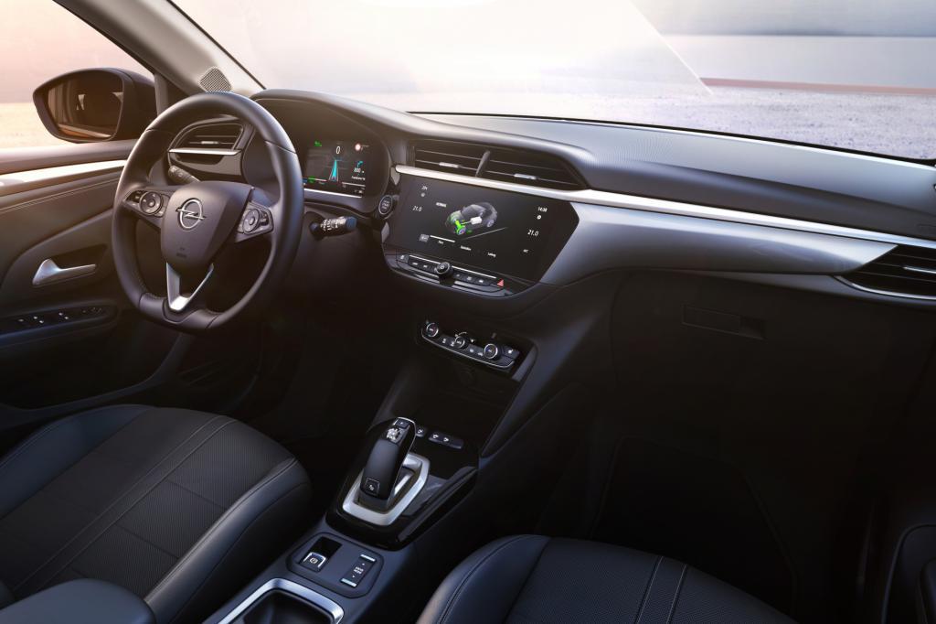 Wat bevalt er niet aan de Opel Corsa-e?
