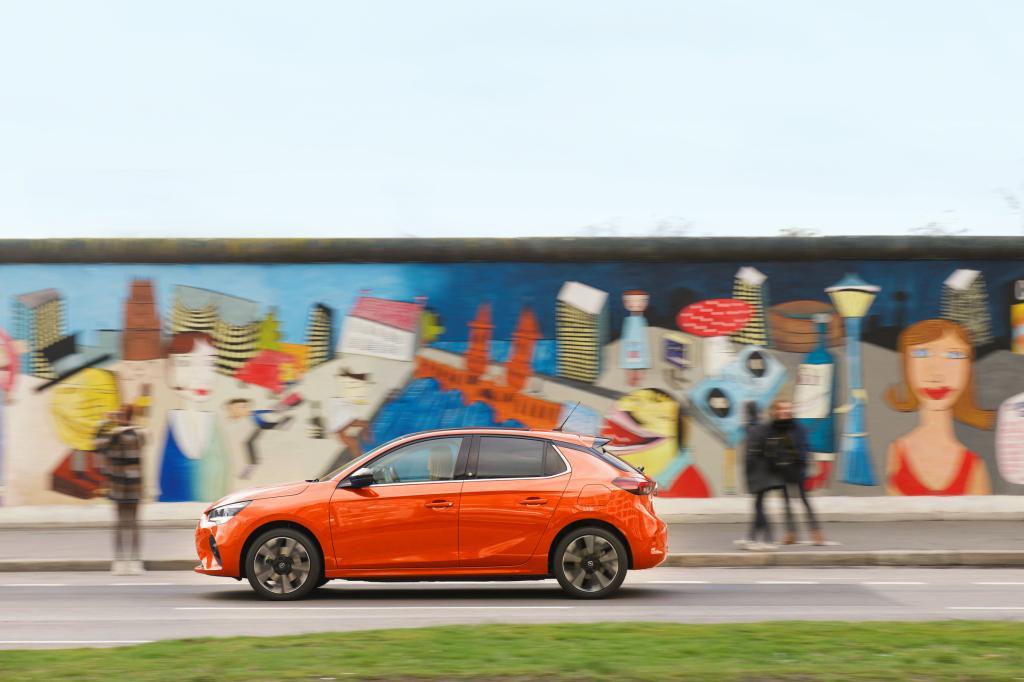 Wanneer komt de Opel Corsa-e en wat is de prijs van de Opel
