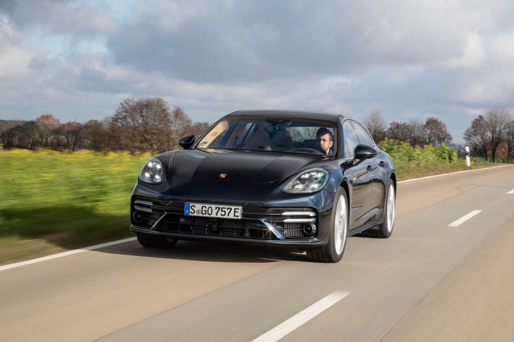 Eerste review: Porsche Panamera Turbo S E-Hybrid Sport Turismo