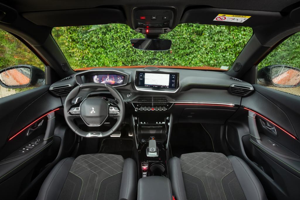 Wat is er goed aan de Peugeot 2008?