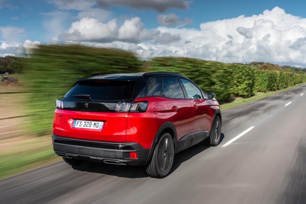 Eerste review: Peugeot 3008 (2020)