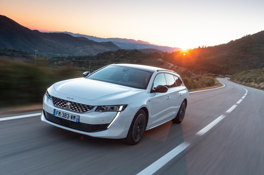 Wat is opvallend aan de Peugeot 508 Hybrid (2020)?