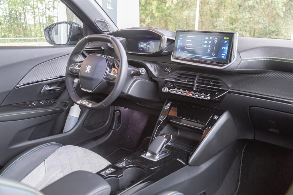 Wat is er goed aan de Peugeot e-2008?