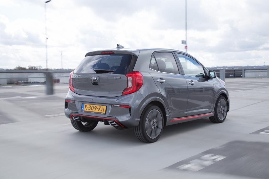Vijf redenen waarom de Kia Picanto de bestverkochte stadsauto van Nederland is