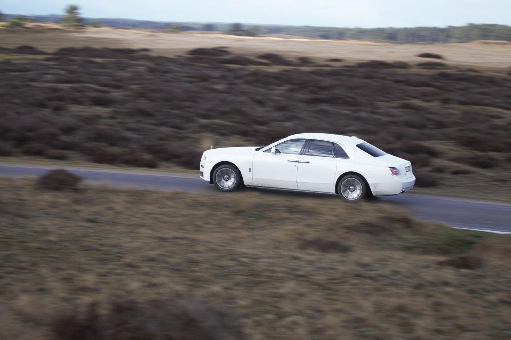 Eerste review Rolls-Royce Ghost (2021): beter wordt het niet ...