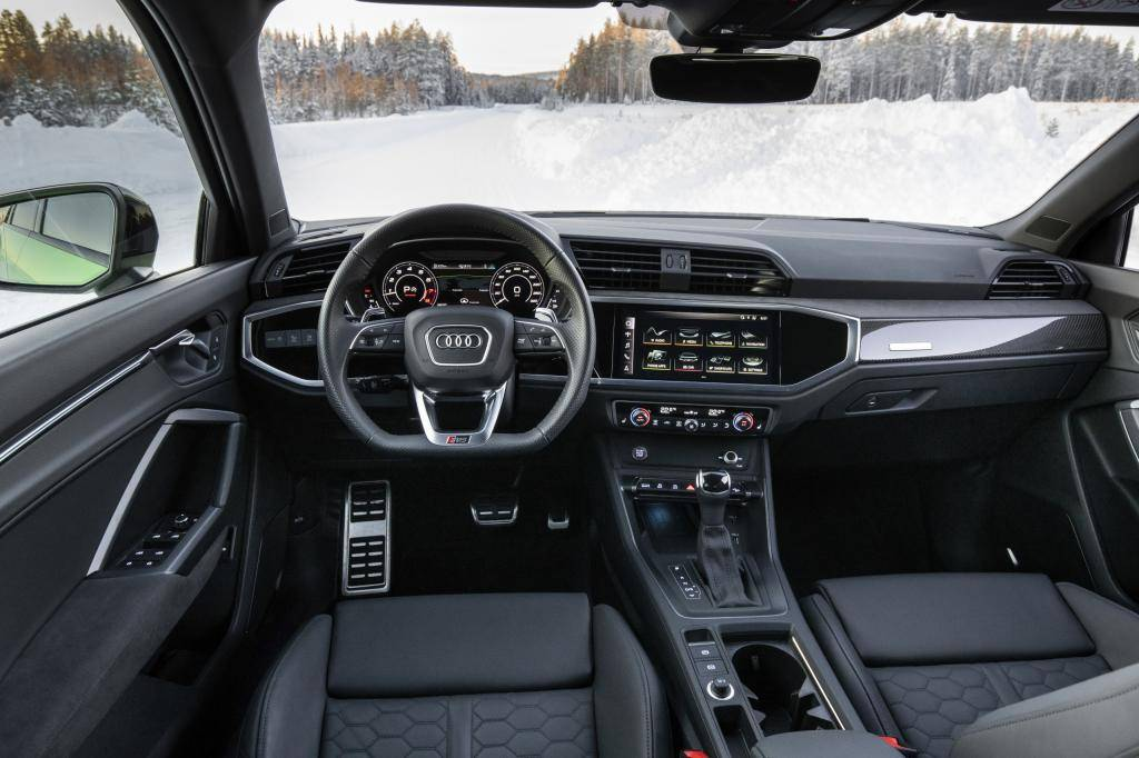 Wanneer komt de Audi RS Q3 Sportback en wat is de prijs?
