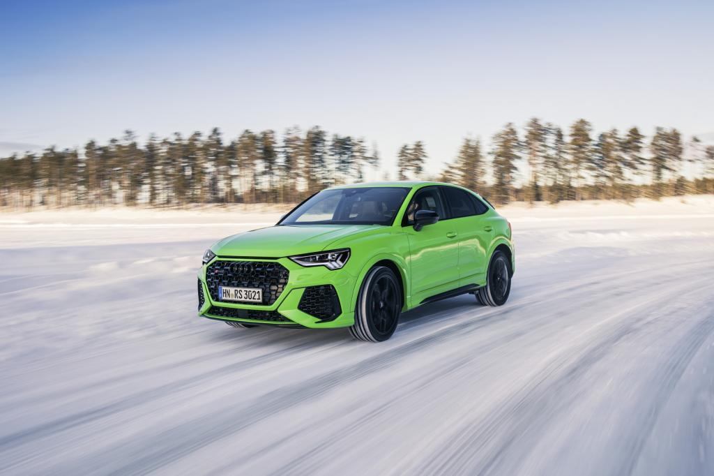 Wat valt op aan de Audi RS Q3 Sportback (2020)?