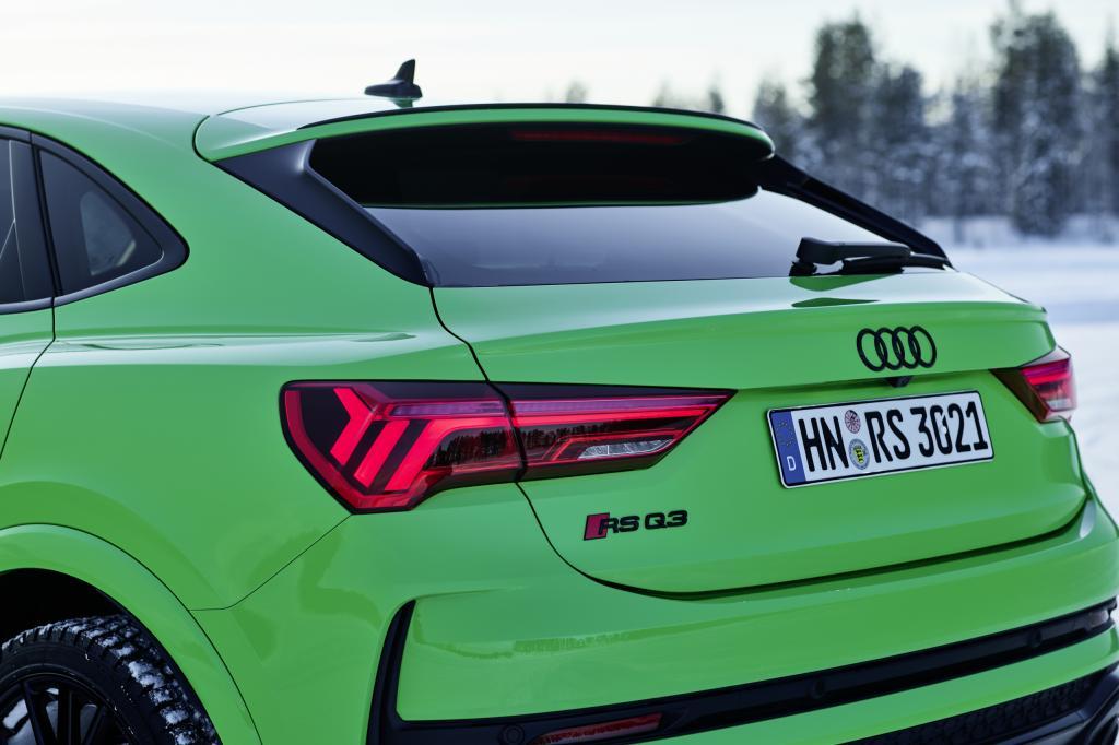 Wat bevalt er niet aan de Audi RS Q3 Sportback (2020)?