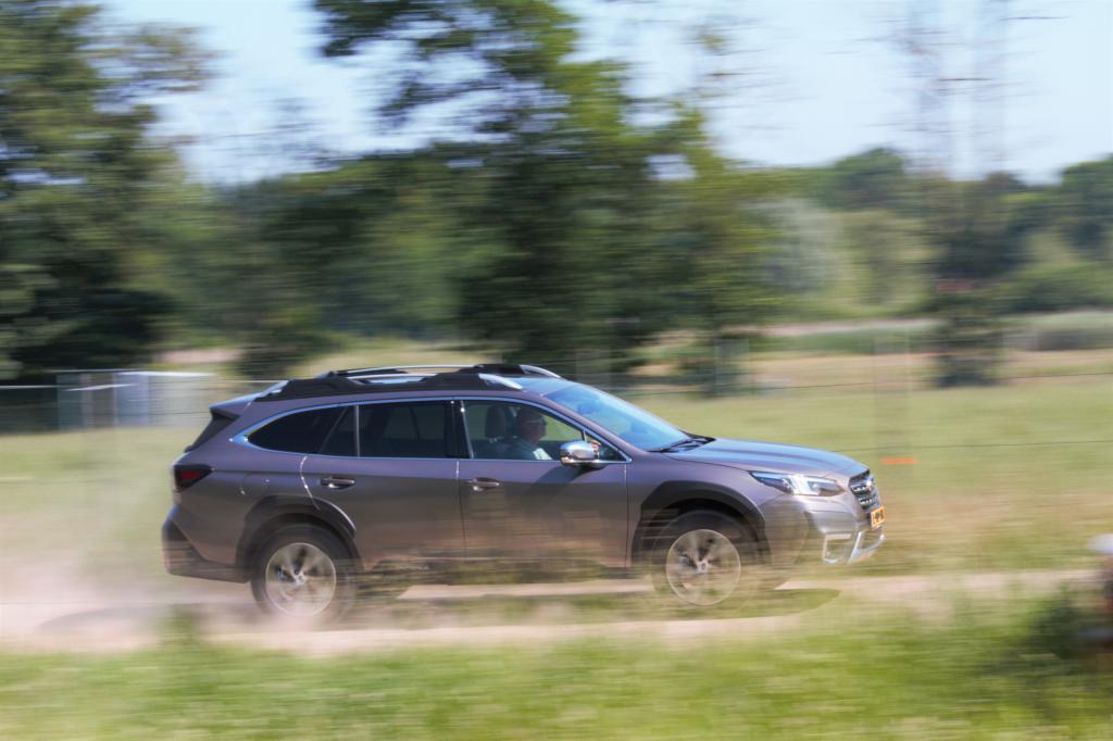 Eerste review: waarom de Subaru Outback (2021) een unieke auto is