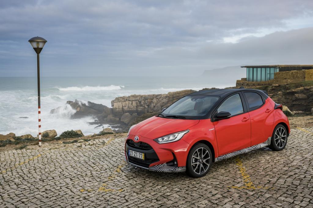 Wat is er opvallend aan de Toyota Yaris Hybrid?