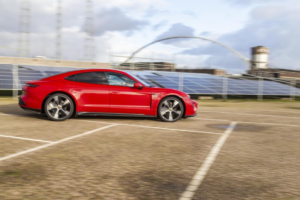 Wat vind ikzelf van de Porsche Taycan 4S (2020)?