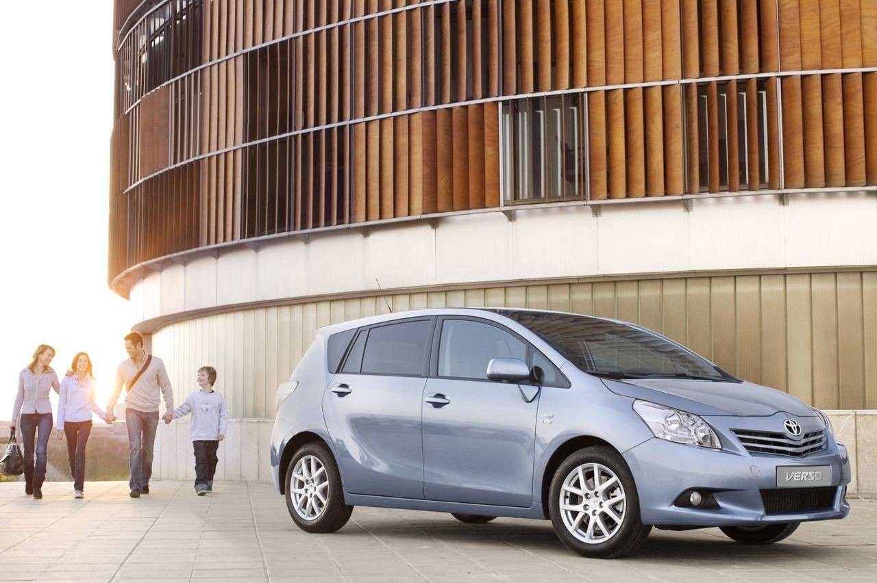 Avensis &  Verso ´Business´