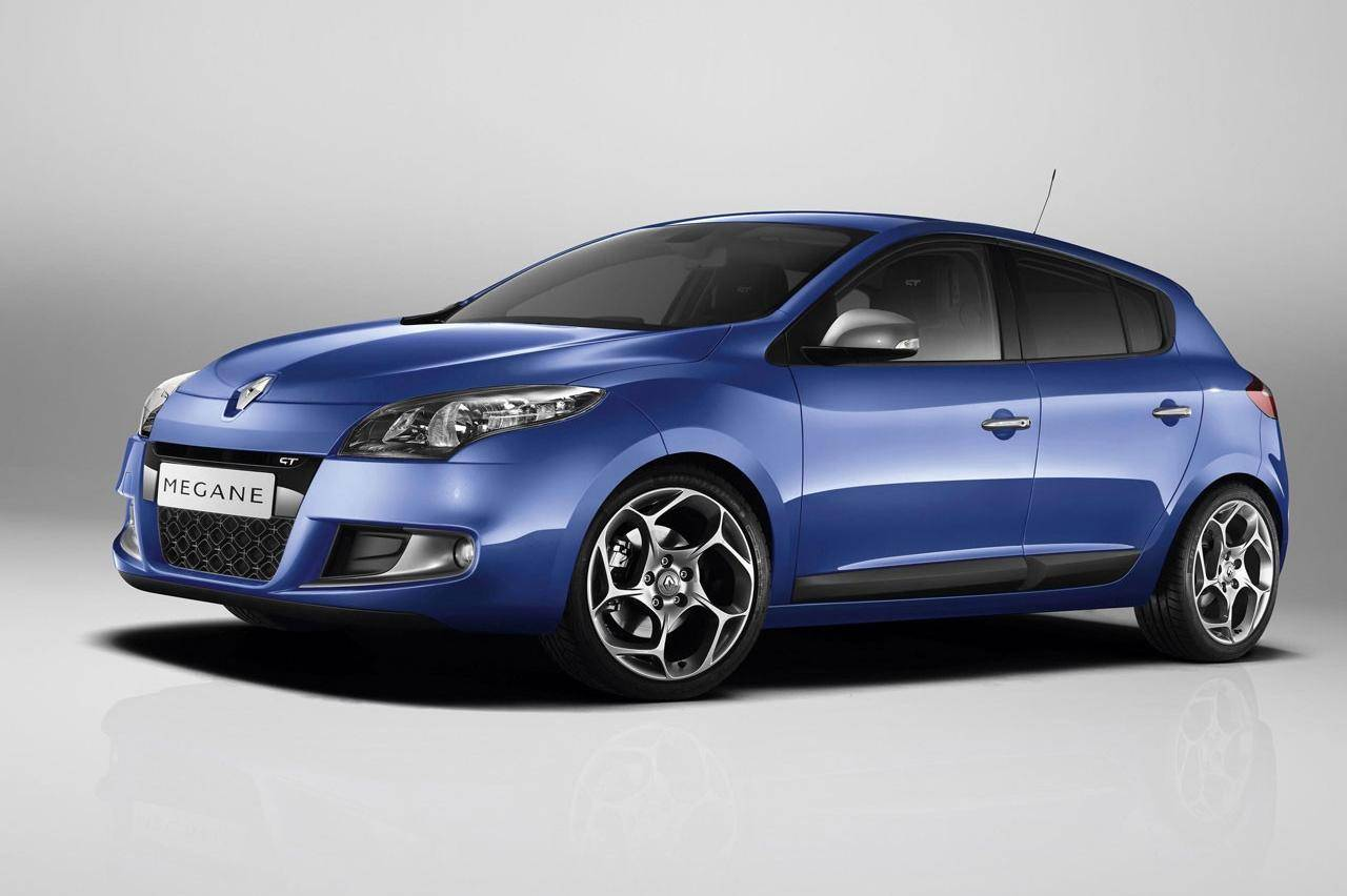Renault Mégane GT, inspired by Megané RS