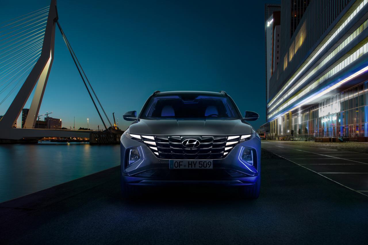 Hyundai Tucson (2021) heeft één heel bijzondere gadget