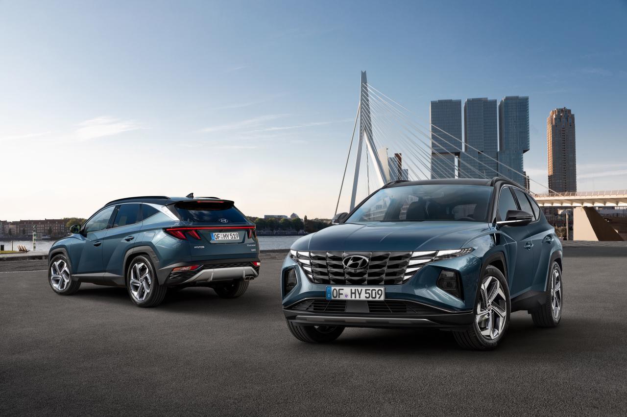 Prijs Hyundai Tucson: nieuwe familie-suv is er vanaf 35 mille
