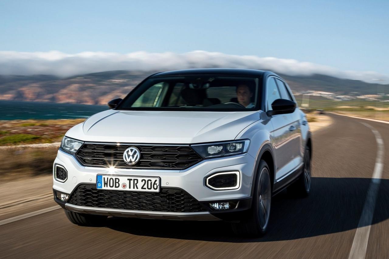 Deze opties krijg je NIET op de goedkopere Volkswagen T-Cross en T-Roc