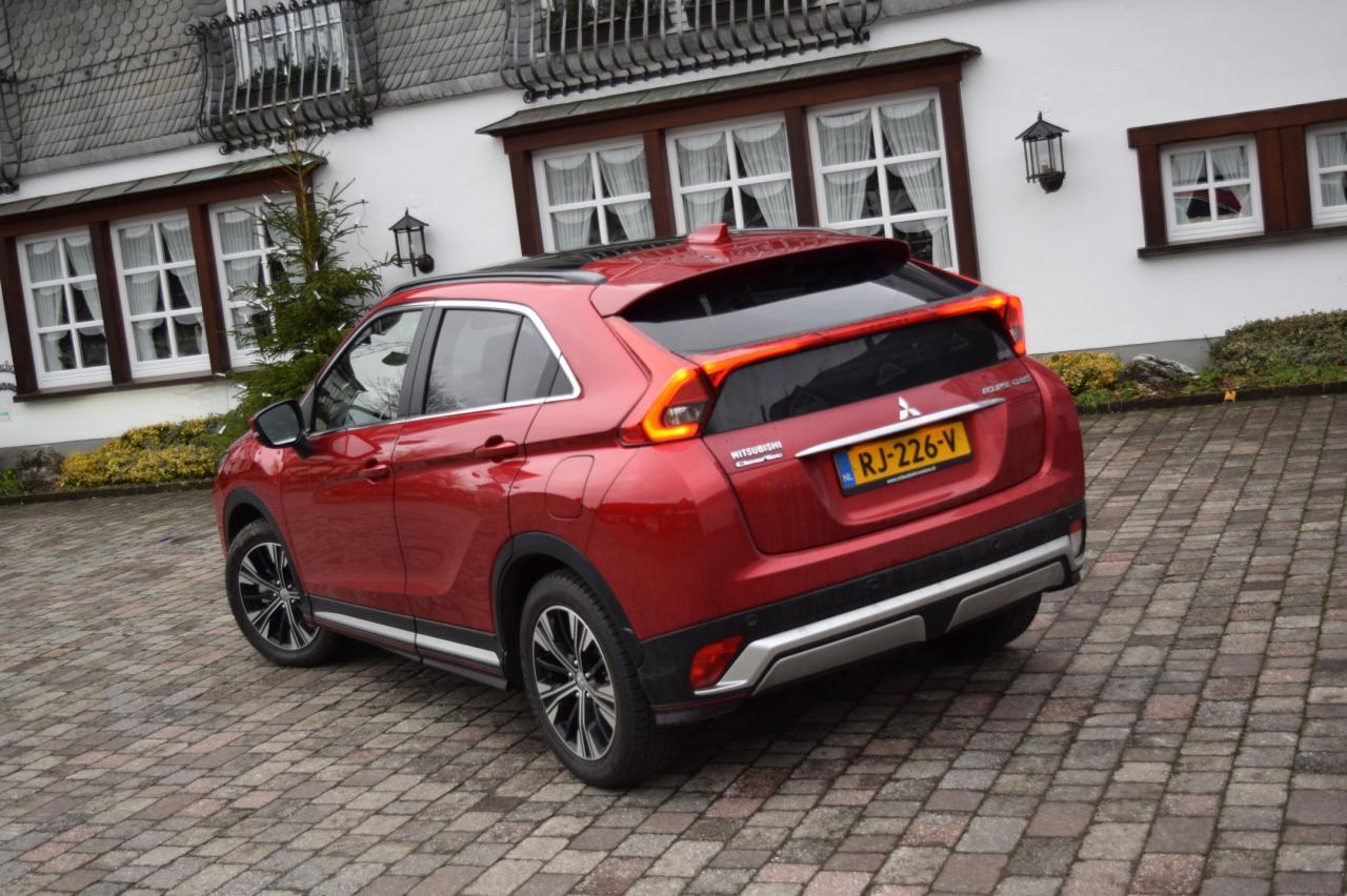 Mitsubishi ontwikkelt geen nieuwe modellen meer voor Europa