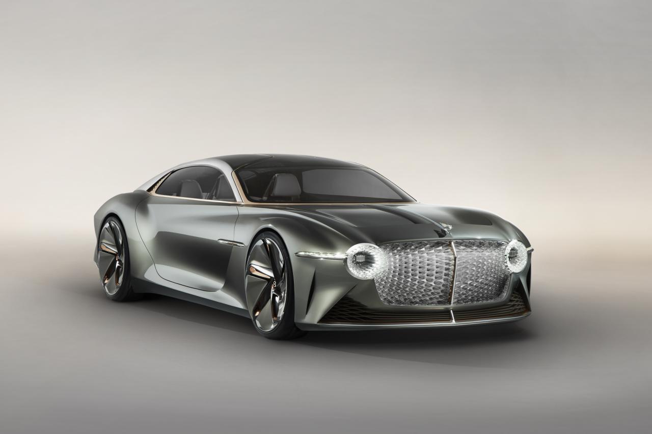 Weg met de V8 en W12! Bentley wordt volledig elektrisch
