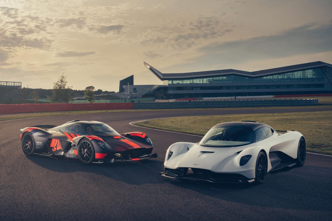 Aston Martin diep in het rood door coronacrisis