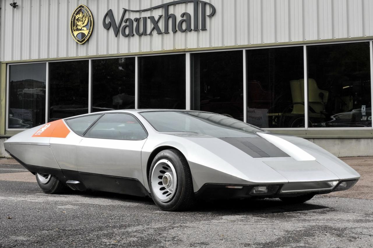 Top 10: Deurstopperdesign - De wigvormigste concept cars ooit