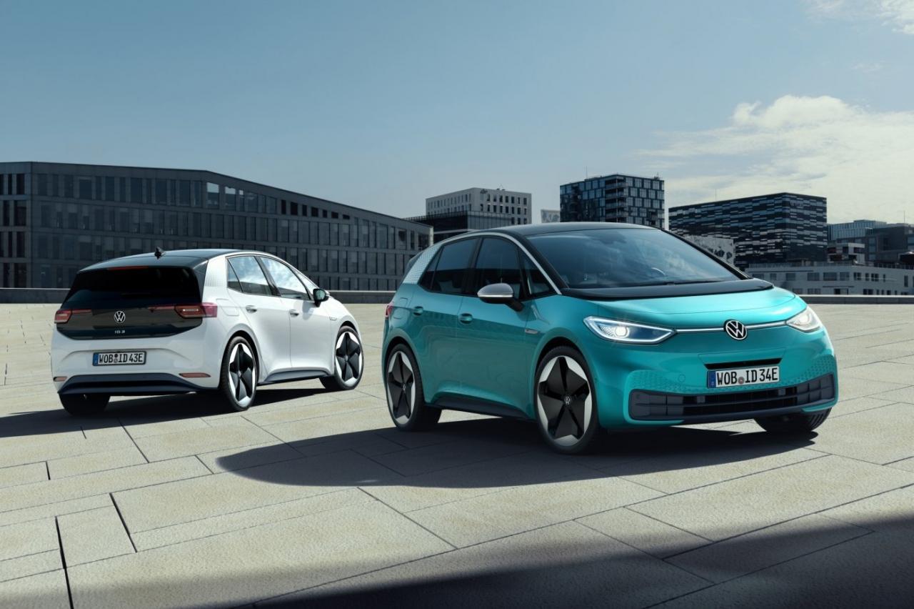 Eerste exemplaren Volkswagen ID.3 missen deze functies