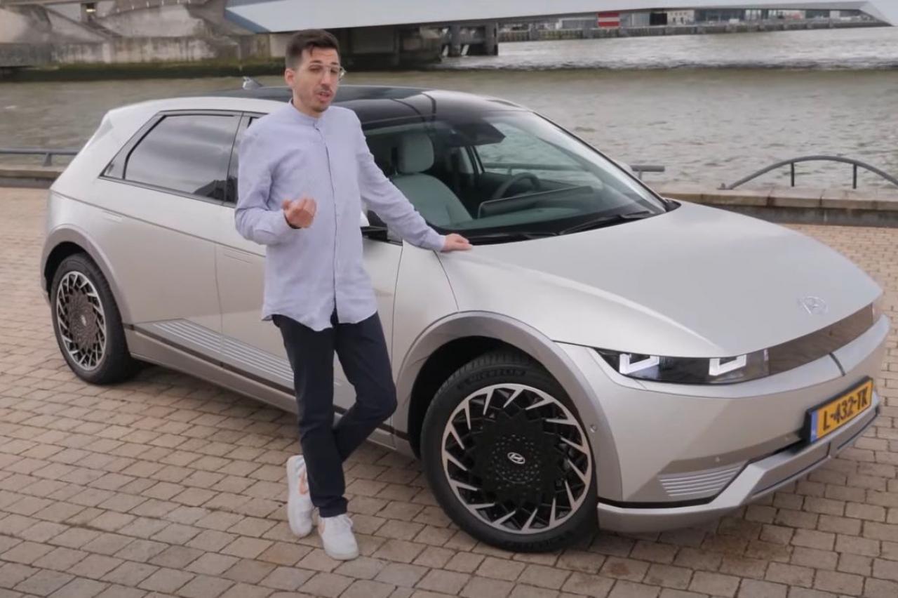 VIDEO REVIEW - De Hyundai Ioniq 5 is de slimste elektrische auto op de markt