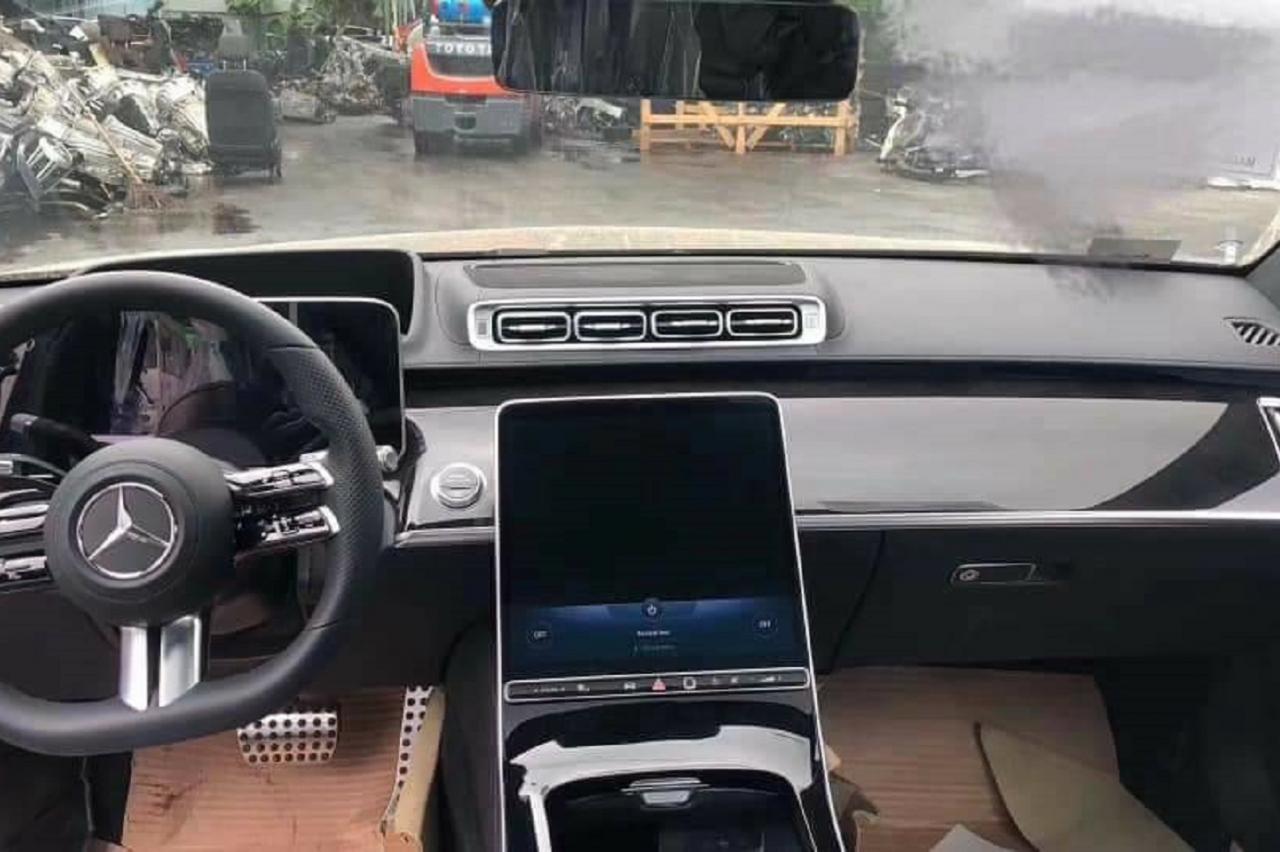 Dit is de volgende generatie Mercedes-Benz S-Klasse