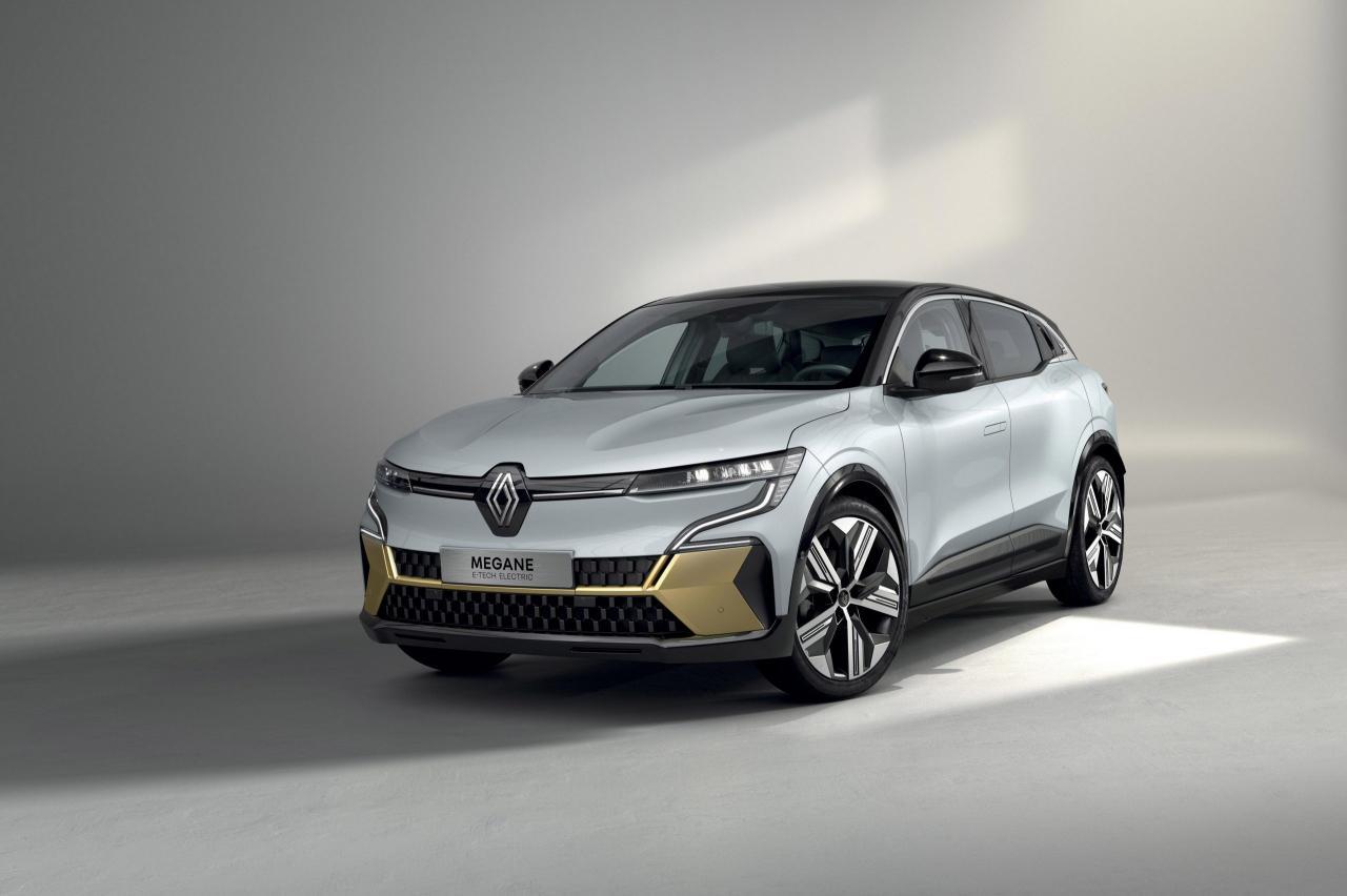 Oh la la! De Renault Mégane E-Tech Electric heeft de grootste die er is