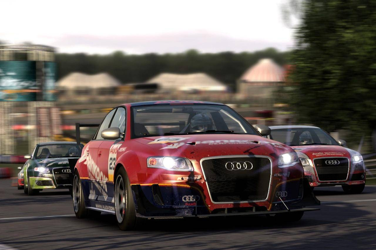 Gamereview: Need for Speed Shift