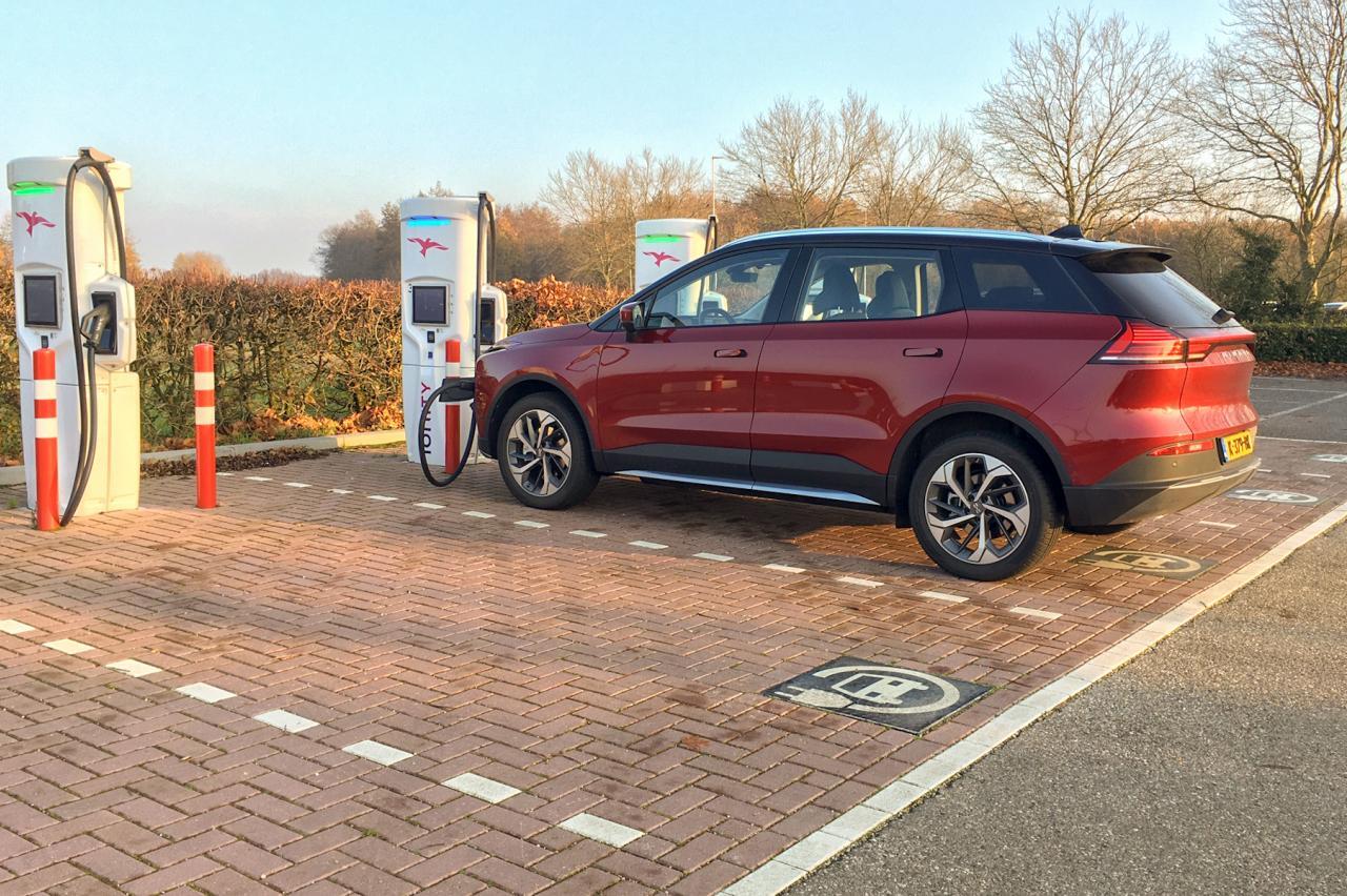 Top 10 - Deze elektrische auto's kwamen het verst in onze actieradiustest