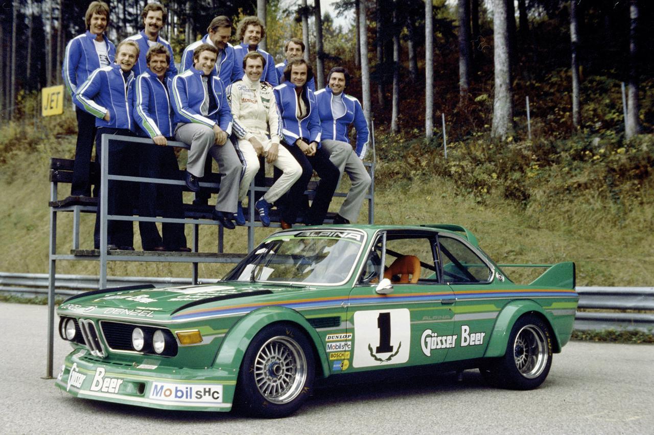 Wist je dat BMW-tuner Alpina al sinds 1983 een fabrikantenstatus heeft?
